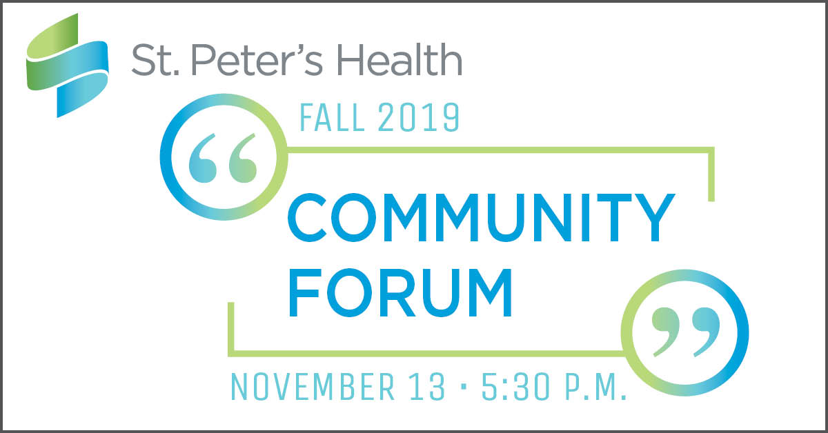 Fall Community Forum 2019