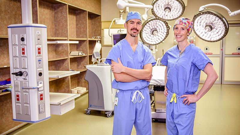 SPH Orthopaedics Team