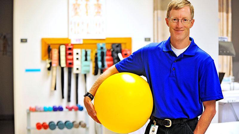 SPH Physical Rehabilitation specialist