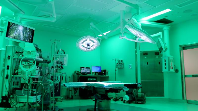 St. Peter's Health Operating Room 3