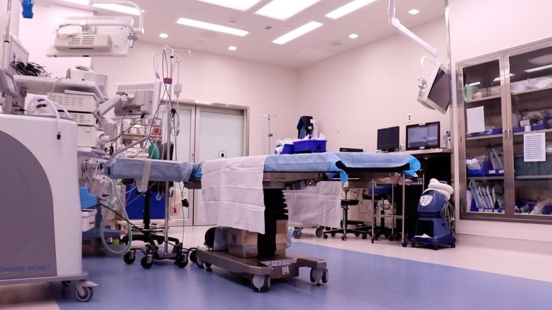 St. Peter's Health Operating Room 8